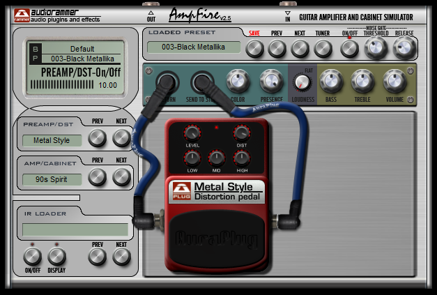 Ampfire Audiorammer